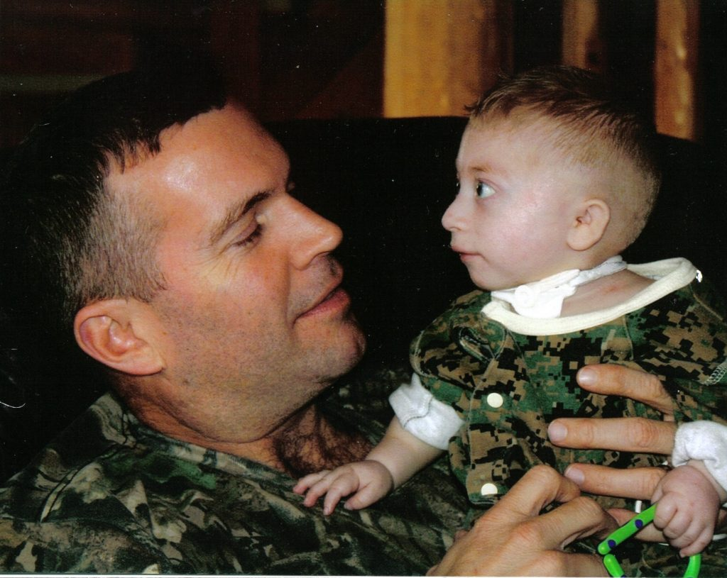 Dempsey and daddy